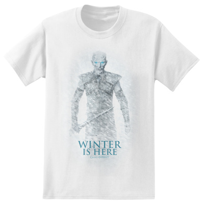 Game of Thrones - Winter is Here Shirts