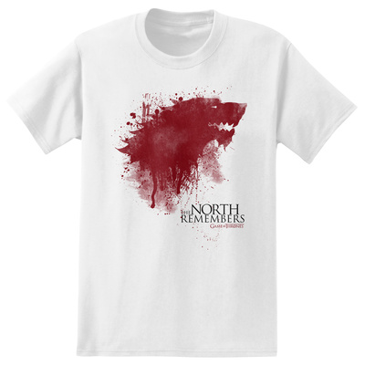 Game of Thrones - The North Remembers T-Shirt