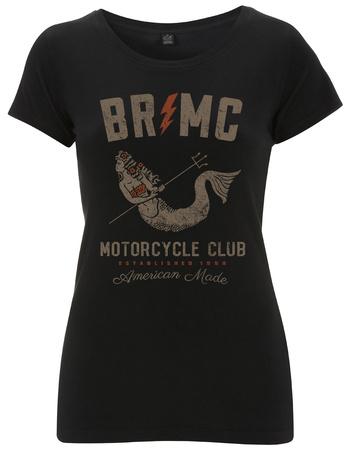 Juniors: Black Rebel Motorcycle Club - Mermaid T-Shirts