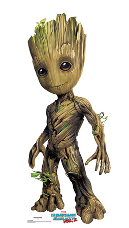 Groot - Guardians of the Galaxy Vol. 2 Cardboard Cutouts