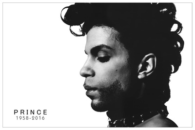 Prince - Profile Affischer