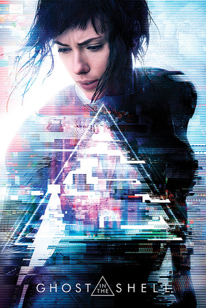 Ghost In The Shell - One Sheet Posters