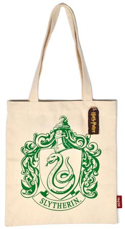 Harry Potter - Slytherin Tote Bag Indkøbstaske