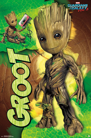 Guardians Of The Galaxy Vol. 2 - Groot Photo