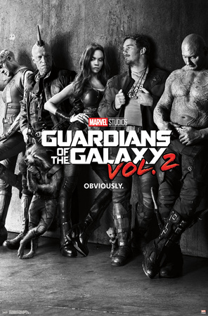 Guardians Of The Galaxy Vol. 2 - One Sheet Prints