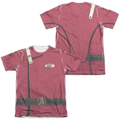 Star Trek- Admiral Kirk Uniform (Front/Back) T-shirts