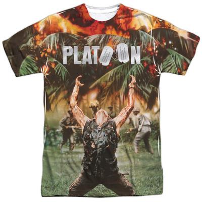 Platoon- Key Art Shirt