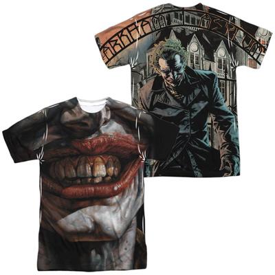 Batman- Asylum (Front/Back) Shirts