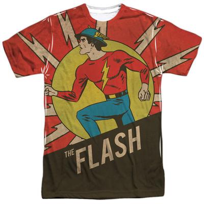 The Flash- Vintage Jay Garrick T-shirts