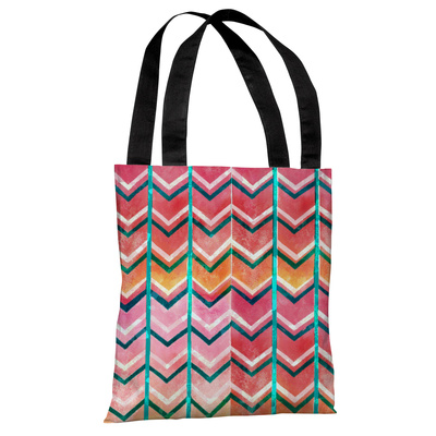 Textured Ombre Tote Bag by OBC Tote Bag