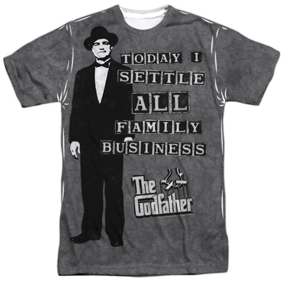 Godfather- Family Business Settled T-Shirt