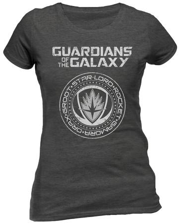 Guardians of the Galaxy Vol. 2 - Crest Maglietta