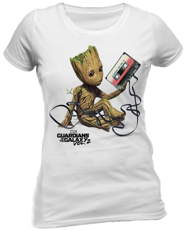 Guardians of the Galaxy Vol. 2 - Groot & Tape Magliette