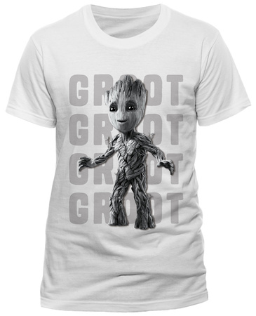 Guardians of the Galaxy Vol. 2 - Photo Groot T-Shirts