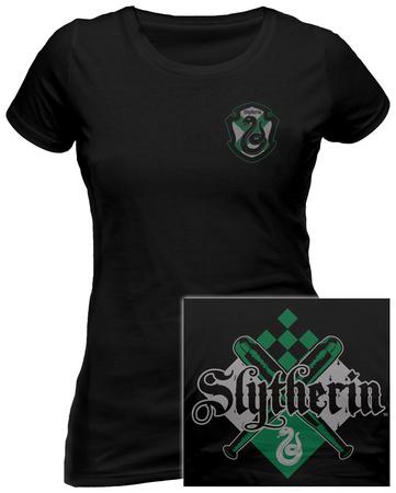 Harry Potter - House Slytherin Maglietta