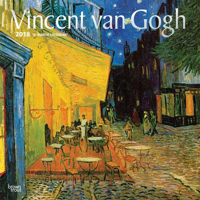 Vincent van Gogh - 2018 Calendar Calendari