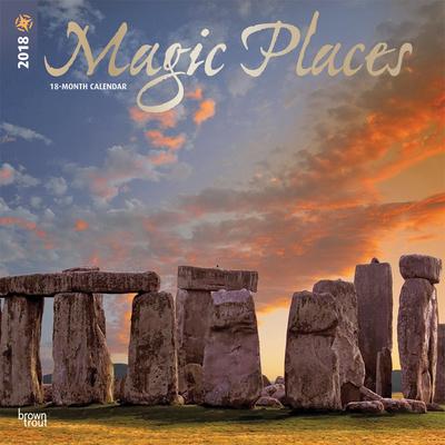 Magic Places - 2018 Calendar Calendari