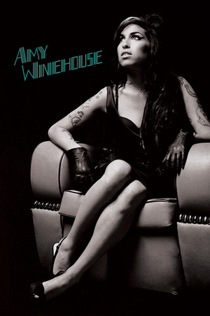 Amy Winehouse - Chair Prints