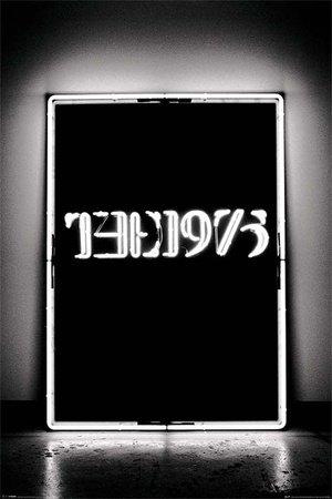 The 1975 - Album Cover Posters