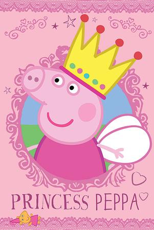 Peppa Pig - Princess Peppa Láminas
