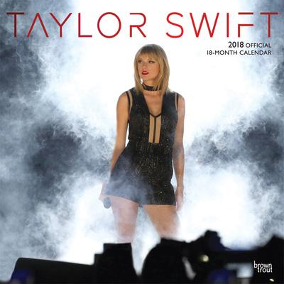 Taylor Swift - 2018 Calendar Calendari