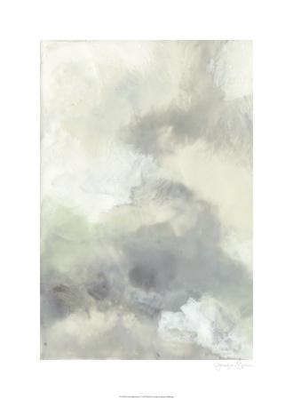 Cloud Impressions I Limited Edition by Jennifer Goldberger
