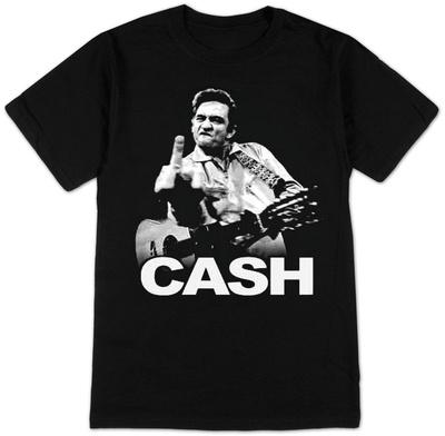 Johnny Cash - Cash Flippin' T-Shirt