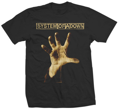 System of a Down - Album Cover T-shirts