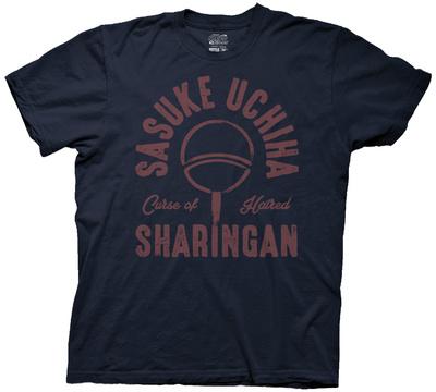 Naruto - Sasuke Uchiha Sharingan T-Shirt