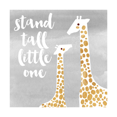 Stand Tall Posters by Evangeline Taylor