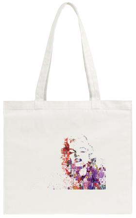 Marilyn Monroe Tote Bag Tote Bag by  NaxArt