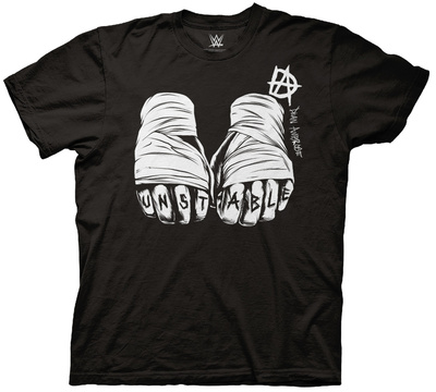 WWE - Dean Ambrose Taped Hands Shirts