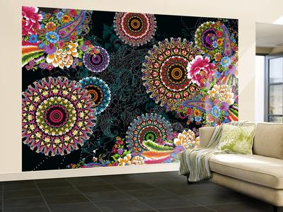 Corro Wallpaper Mural