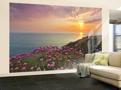 Land´s End Wallpaper Mural