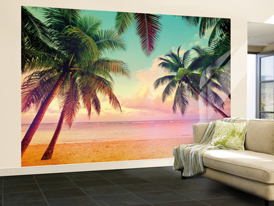 Miami Wallpaper Mural