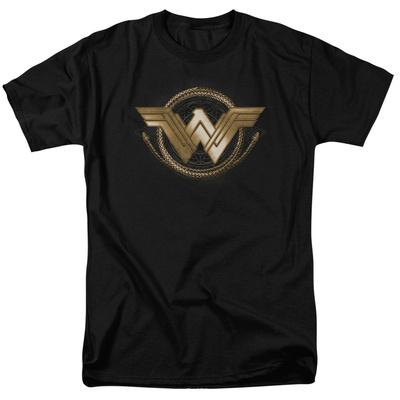 Wonder Woman Movie - Lasso Logo T-Shirt