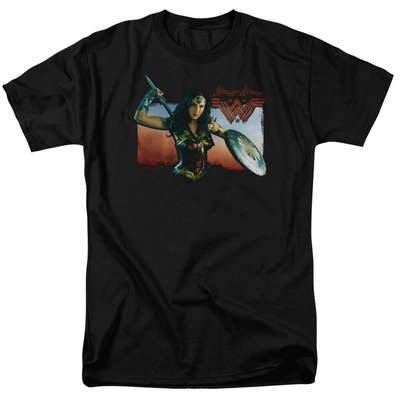 Wonder Woman Movie - Warrior Woman Shirt