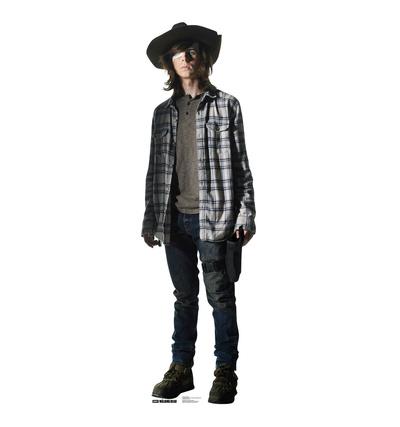 Carl Grimes - The Walking Dead Cardboard Cutouts