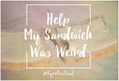 Weird Sandwich Photo
