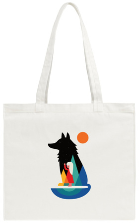 Best Friend Tote Bag Tote Bag by Andy Westface