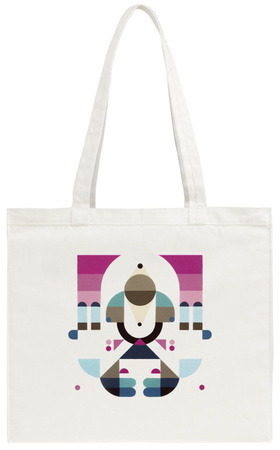 Rainbow Island Tote Bag Tote Bag by Antony Squizzato