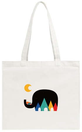 Dream in the Air Tote Bag Tote Bag by Andy Westface