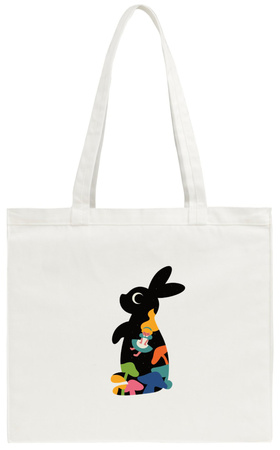 Alice Tote Bag Tote Bag by Andy Westface