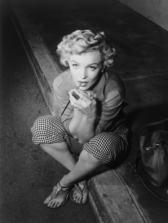 Marilyn, 1952 Giclee Print by  The Chelsea Collection