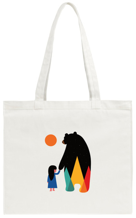 Go Home Tote Bag Tote Bag by Andy Westface