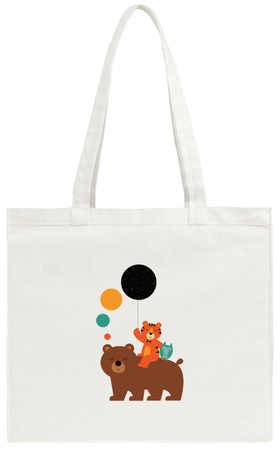 Little Explorer Tote Bag Tote Bag by Andy Westface