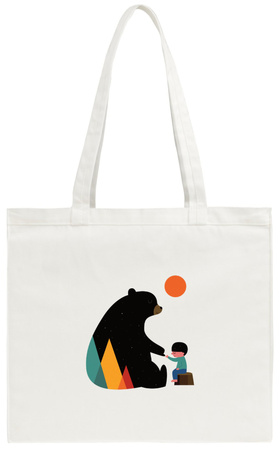 Promise Tote Bag Tote Bag by Andy Westface