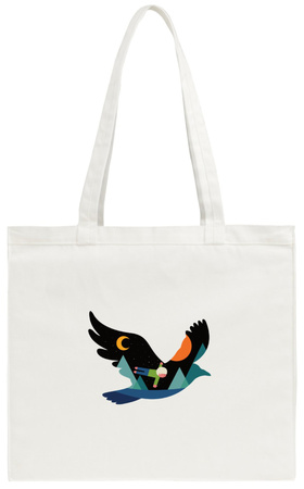 I Believe I Can Fly Tote Bag Tote Bag by Andy Westface