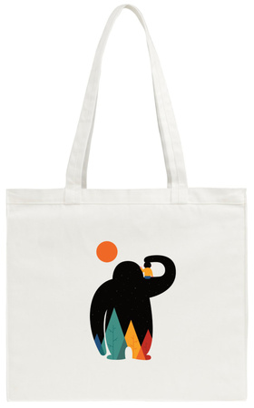 Papa Tote Bag Tote Bag by Andy Westface