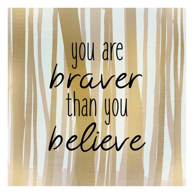 Brave 1 Art by Kimberly Allen